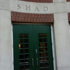 Photo taken at Shad Hall by Vitor D. on 5/7/2013