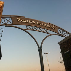 Photo taken at Pabellón Cuemanco by Ale A. on 2/4/2013