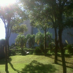 Photo taken at BCP - Banco Central del Paraguay by Mara D. on 4/5/2013