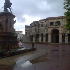 Photo taken at Parque Colon by Frank A. on 1/27/2013