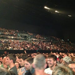 Photo taken at Vector Arena by david b. on 2/26/2013