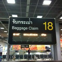 Photo taken at Thai Immigration: Passport Control - Zone 3 by Besttrip M. on 4/27/2013