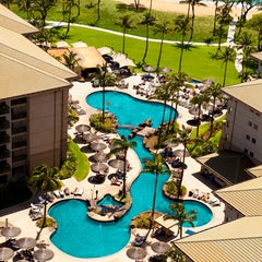 Photo taken at The Westin Ka'anapali Ocean Resort Villas by Sean T. on 6/4/2014