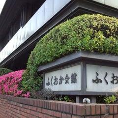 Photo taken at ふくおか会館 by n on 5/25/2014