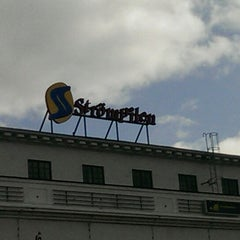 Photo taken at Strömpilen by Jonas on 8/29/2014