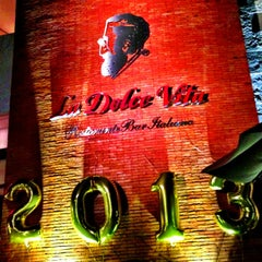 Photo taken at La Dolce Vita by CRATEinteriors on 1/4/2013