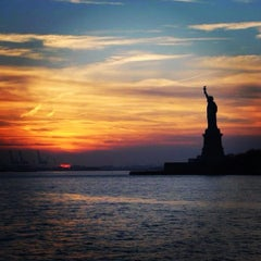 Photo taken at Staten Island Ferry Boat - John A. Noble by Charlotte G. on 11/13/2012