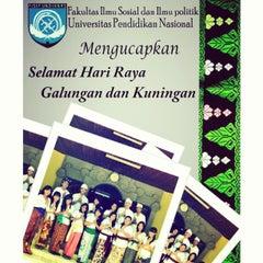 Photo taken at Faculty Of Science Communication Undiknas by Dennisha S. on 3/25/2013