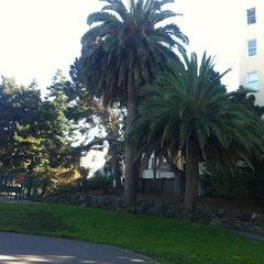 Photo taken at Daniel E. Koshland Community Park by Tyler L. on 11/5/2012