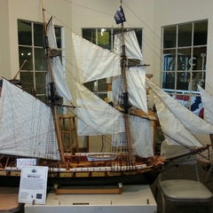 Photo taken at Erie Maritime Museum by Nancy S. on 7/21/2013