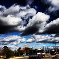 Photo taken at Eltingville Transit Center by SaL on 10/27/2013