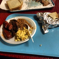 Photo taken at Sam's Bar-B-Que by howeeee on 3/15/2015