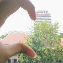Photo taken at Rufus D.Smith Library ห้องสมุด รูฟุส ดี. สมิธ by Sine S. on 4/30/2015