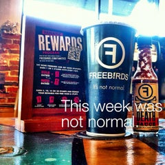 Photo taken at Freebirds World Burrito by Richmond D. on 11/16/2012