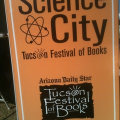 Photo taken at Tucson Festival of Books by Matt A. on 3/10/2013