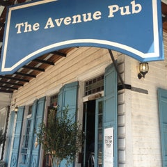 Photo taken at Avenue Pub by Bob R. on 4/13/2013