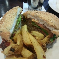 Photo taken at Gourmet Burger Kitchen by Maurice L. on 12/15/2013
