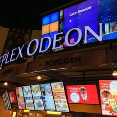 Photo taken at Cineplex Odeon Queensway Cinemas by @iamBraga on 12/2/2012