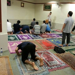 Photo taken at Surau KLCC by A H. on 11/5/2013