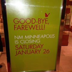 Photo taken at Neiman Marcus by Jasmine M. on 1/21/2013
