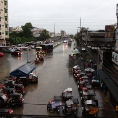 Photo taken at LRT 1 (5th Avenue Station) by Niel M. on 6/29/2013