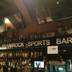 Photo taken at The Shamrock by Philip M. on 7/18/2013