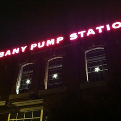 Photo taken at C.H. Evans Brewing Co. at the Albany Pump Station by Kayla! on 11/13/2012