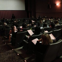 Photo taken at Tower City Cinemas by Patrick S. on 3/9/2013