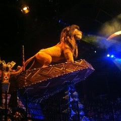 Photo taken at Festival of the Lion King 獅子王慶典 by Jaime (MoMo) S. on 11/26/2012