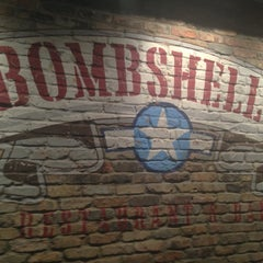 Photo taken at Bombshells by Brian H. on 1/23/2013