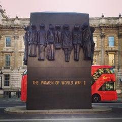 Photo taken at Whitehall by Livio D. on 2/1/2014