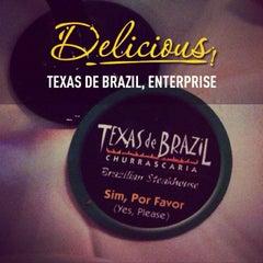 Photo taken at Texas de Brazil by Jodi H. on 7/15/2013