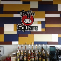 Photo taken at Coffee Square Providencia by Ilhuicamina J. on 12/18/2012