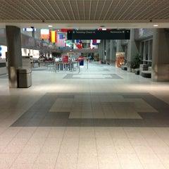 Photo taken at Austin Straubel International Airport (GRB) by Seth M. on 1/20/2013