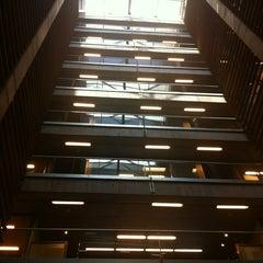 Photo taken at Fiscalia Metropolitana Centro Norte by Chantal C. on 12/4/2012