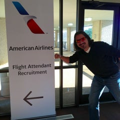Photo taken at American Airlines Flight Academy / IOC by Michael H. on 3/29/2014