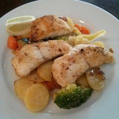Photo taken at Euro-Vita Feinkost Fisch - Käse - Salate by Phil v. on 10/8/2014