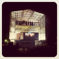 Photo taken at Milano Film Festival by vinx on 9/10/2011