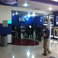 Photo taken at Cinépolis by Enrique E. on 12/16/2012