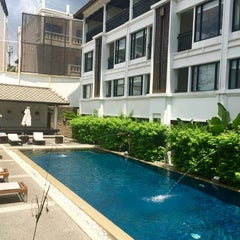 Photo taken at Avantika Boutique Hotel by Food C. on 4/5/2015