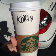 Photo taken at Starbucks by Corinne s. on 9/25/2013