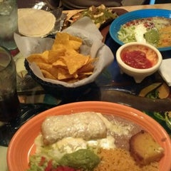 Photo taken at La Casa Mexicana by Amber H. on 9/18/2012
