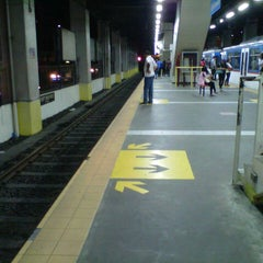 Photo taken at Yellow Line - Taft Avenue Station by rlene p. on 4/9/2013