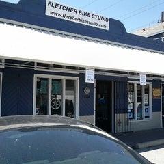 Photo taken at Fletcher Bike Studio by Robert B. on 4/12/2013