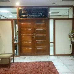Photo taken at Pejabat Setiausaha Kerajaan (SUK) Negeri Kelantan by Petah Wazzan I. on 4/8/2015