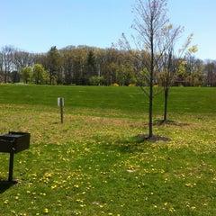 Photo taken at Ontelaunee park by John K. on 5/1/2013