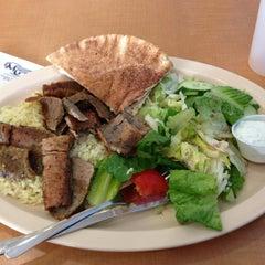 Photo taken at Mediterranean Grill by Matt H. on 11/30/2012