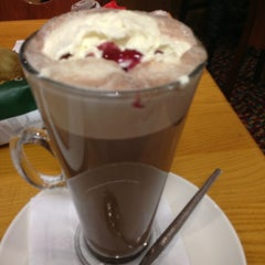 Photo taken at Costa Coffee by Ro D. on 1/2/2013