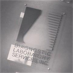 Photo taken at Diagnostic Laboratory Services -  Pearlridge by Kolohe B. on 7/27/2013