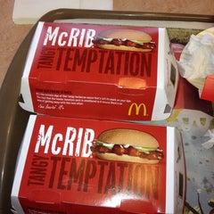 Photo taken at McDonald's by Brooks J. on 11/17/2013